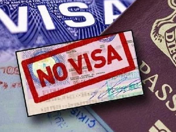بدون گرفتن ویزا، سفر کنید!