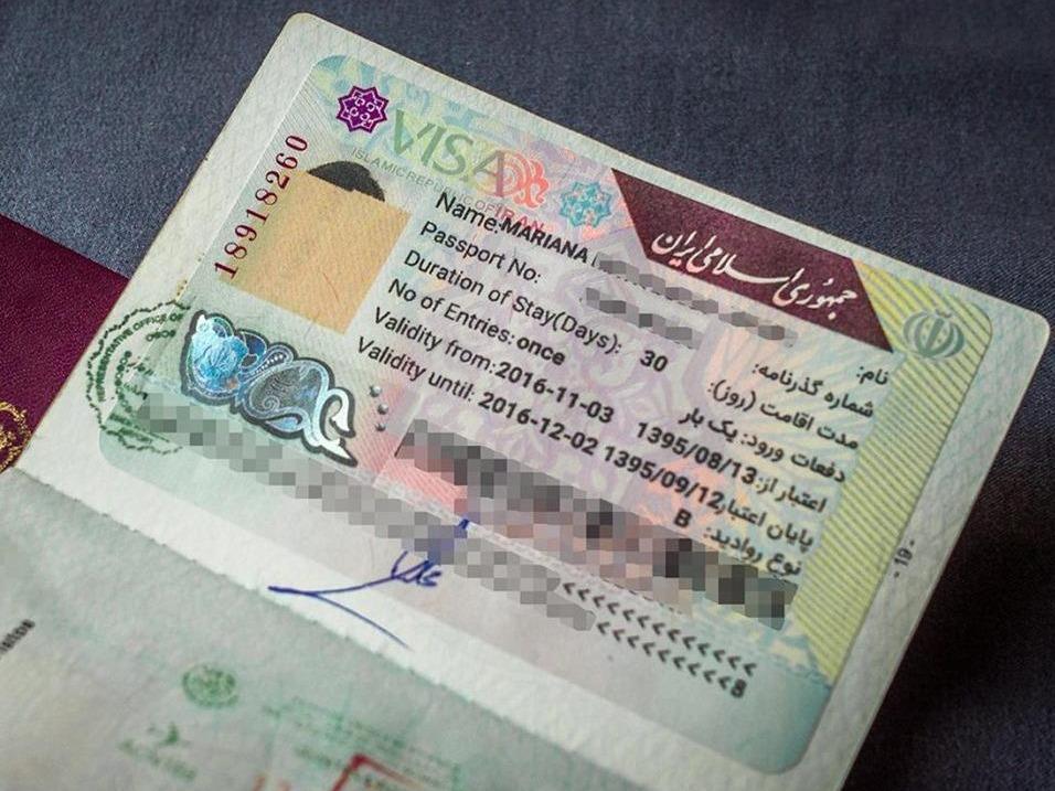 ویزای ایران، ویزای توریستی ایران