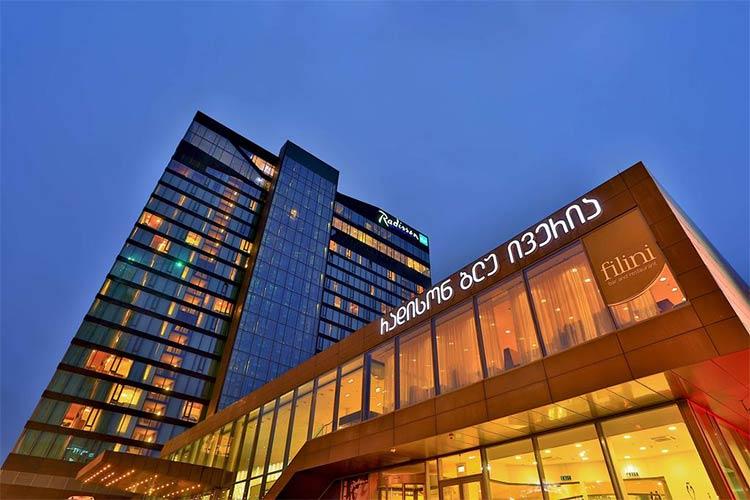 بهترین هتل های 5 ستاره تفلیس گرجستان