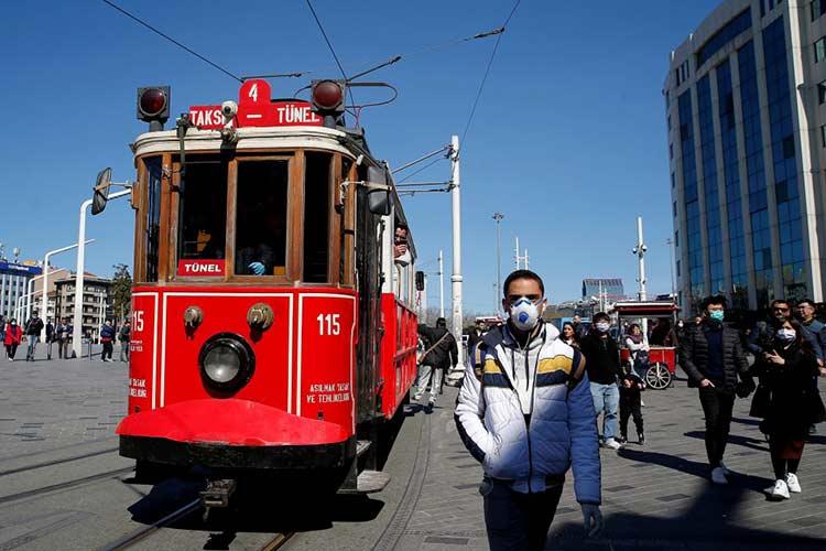 طرح احیای گردشگری از سوی ترکیه