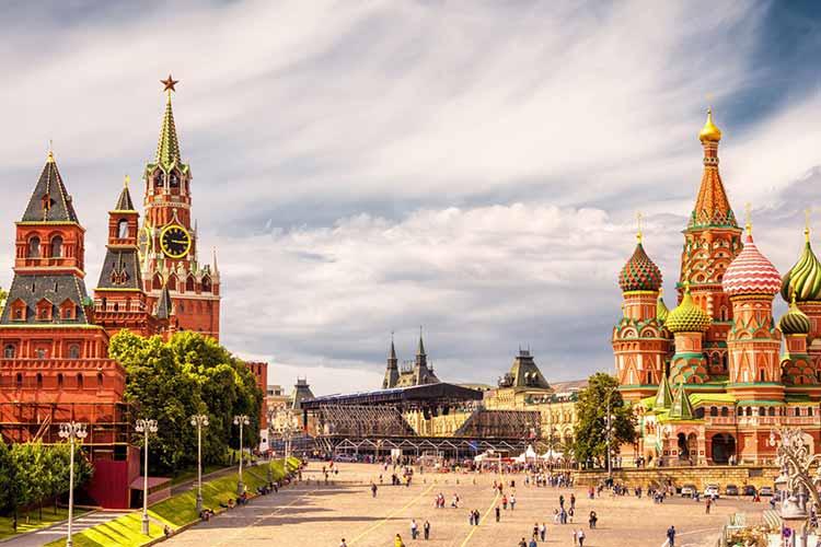 دانستنی های سفر به روسیه