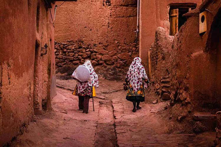 روستای تاریخی ابیانه