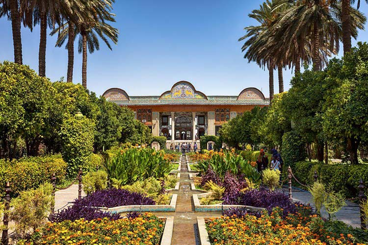 نارنجستان قوام، بهشت شیراز