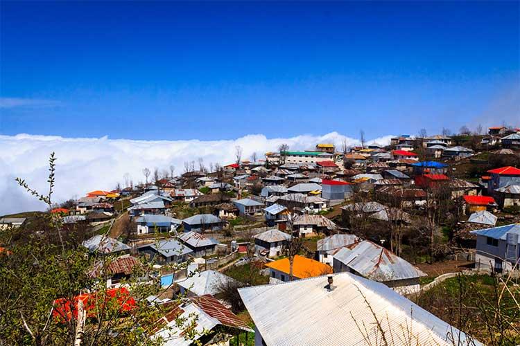 فیلبند، بام شرقی مازندران