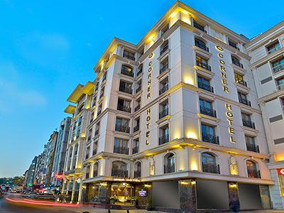 یازده هتل ارزان در استانبول
