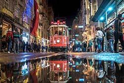 خیابان استقلال استانبول