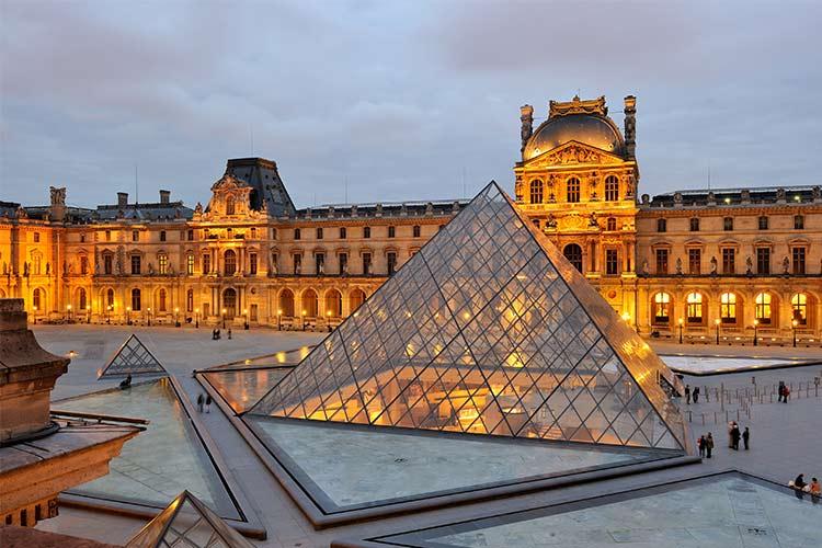 انتخاب موزه لوور به عنوان پر بازدیدترین موزه جهان