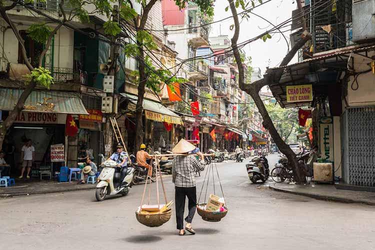 هانوی، پایتخت زیبای ویتنام