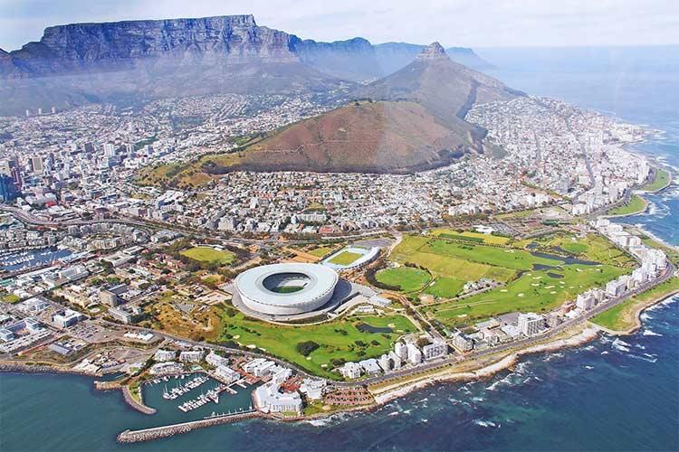 بهترین زمان سفر به آفریقای جنوبی، کشور رنگ ها