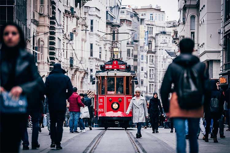 بهترین وسایل حمل و نقل عمومی در استانبول