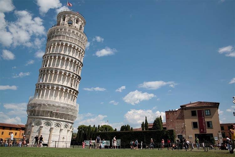 حقایقی از برج پیزا ایتالیا