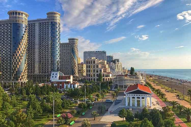 حقایقی از باتومی گرجستان