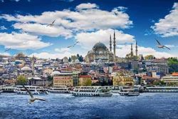 یازده هتل ارزان در استانبول ترکیه