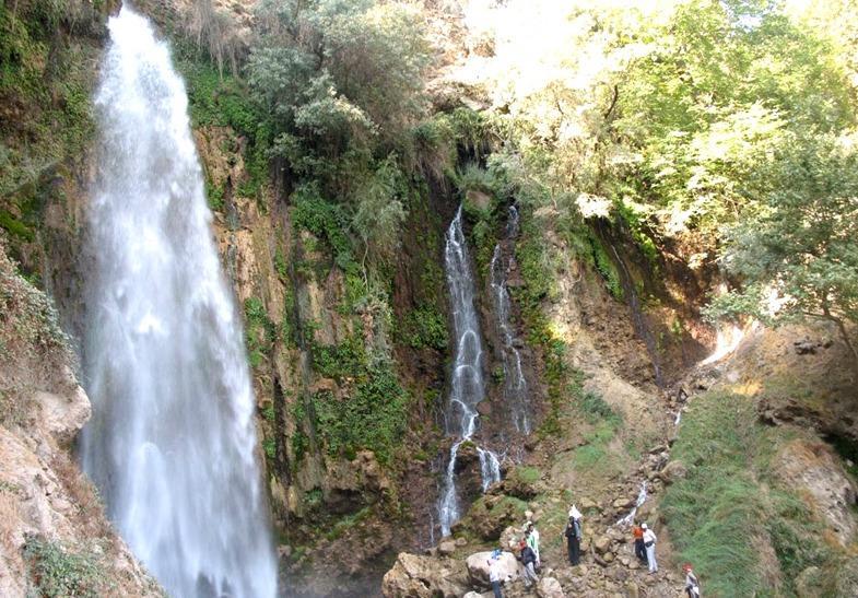تور آبشار شیوند و دشت سوسن ایذه نوروز 97
