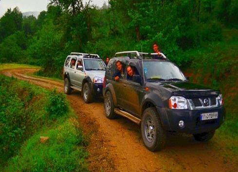 تور سافاری جنگلهای سوادکوه.amordadtour.com