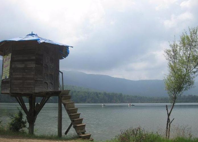 تور باداب سورت دریاچه چورت دریاچه الندان.amordadtour.ir