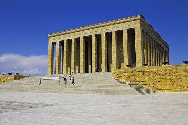 مقبره آتاتورک