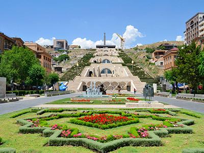 تور ايروان تور زمینی ارمنستان تابستان 99