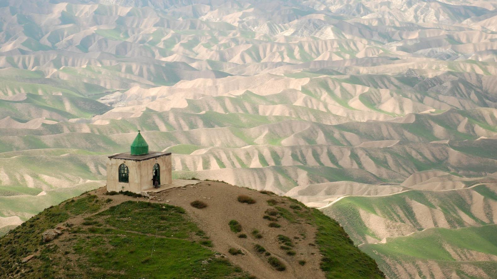 تور ترکمن صحرا آرامگاه خالد نبی نوروز 97