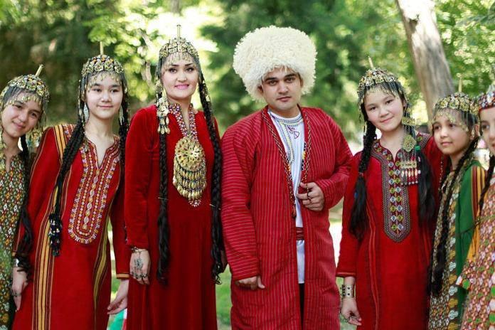 تور ترکمنستان تور ترکمنستان نوروز 1401
