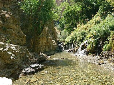 تور آبشار هفت چشمه تور آبشار هفت چشمه اردیبهشت 1400