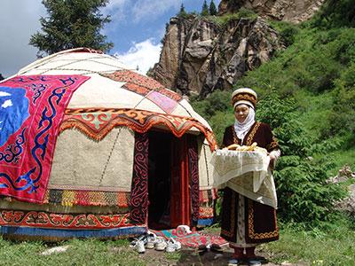 تور قرقیزستان تور قرقیزستان نوروز 1400