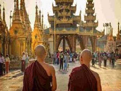 تور میانمار نوروز 99