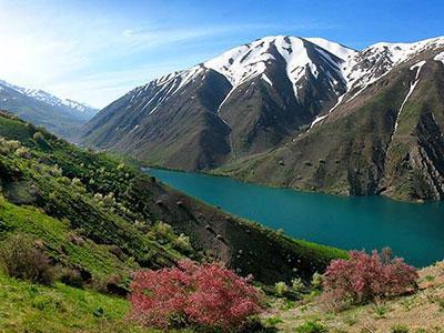 تور دریاچه گهر.amordadtour.com