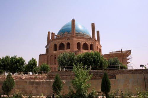 تور تخت سلیمان تا بهستان امرداد تور