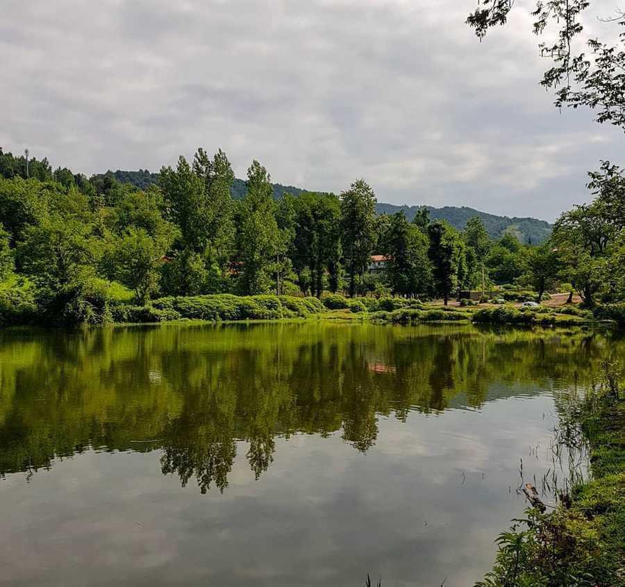 تور دریاچه ی عروس و آبشار دودوزن آبان 98