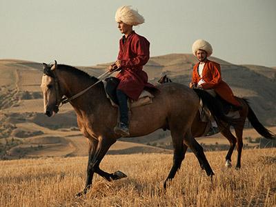 تور ترکمن صحرا خالد نبی.amordadtour.com