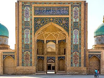 تور ازبکستان پاییز 1400