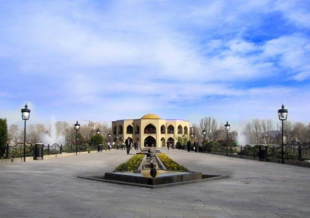 تور تبریز تابستان 1400