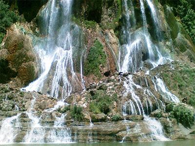 تور آبشار پونه زار تا آبشار آب سفید.amordadtour.com