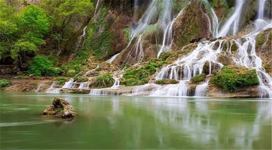 تور آبشار های لرستان امرداد تور